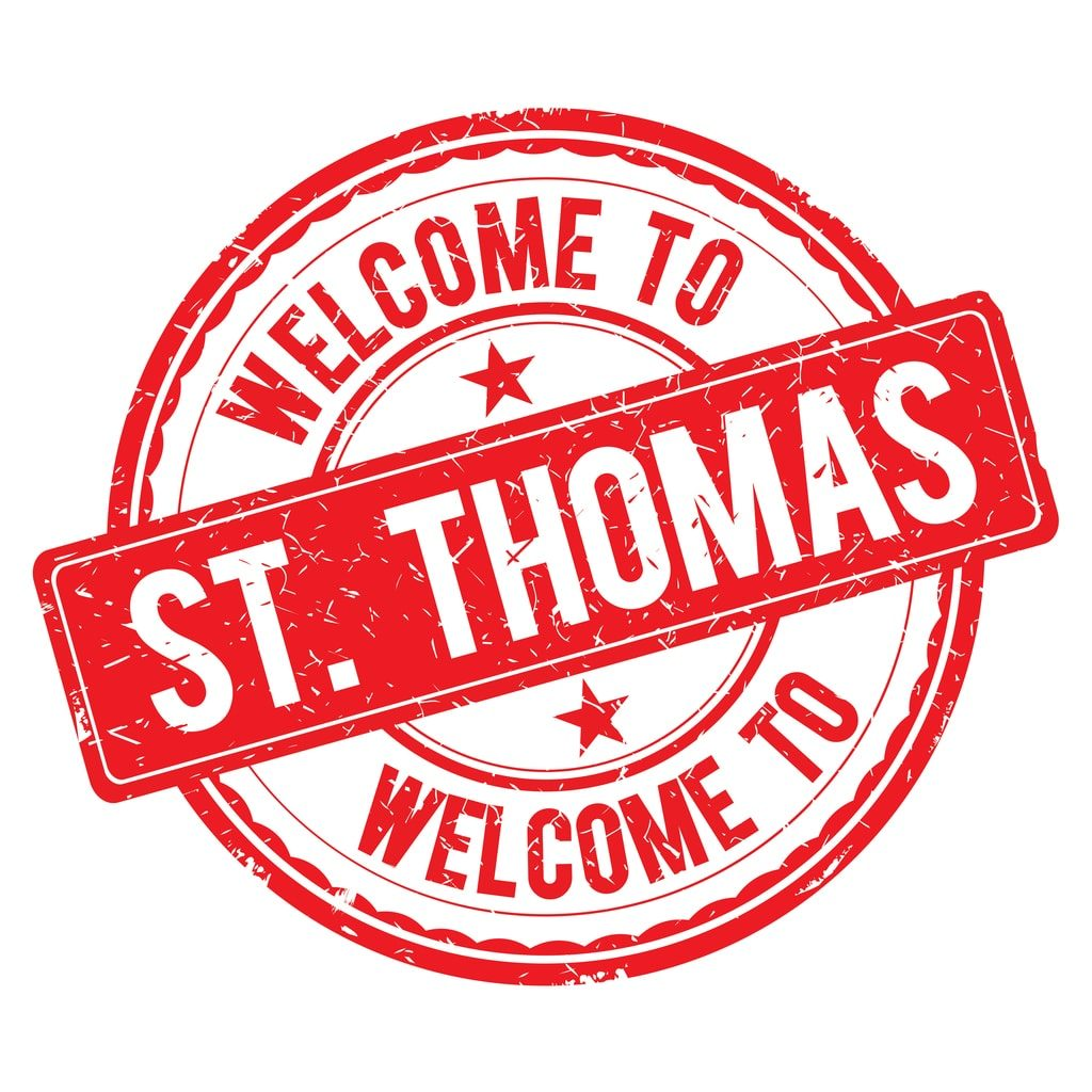 Welcome To St Thomas Stamp.